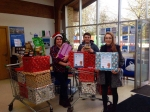 Christmas Charity Donations to Bath Cats and Dogs Home